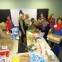 momsHOO' Christmas Care Package assembly 2016
