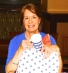 "Grad mom, Class of 2014, Kathy says, ""I love my new MomsHOO' Matriarch Mug!"""