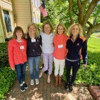 Some of the NoVA Class of 2021 moms